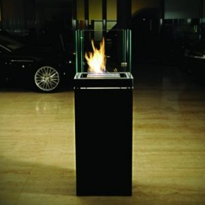 high flame eco friendly fireplace inside - Ambience Eco Fires