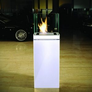 inside eco friendly fireplace - Ambience Eco Fires