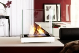 eco friendly fireplace inside - Ambience Eco Fires