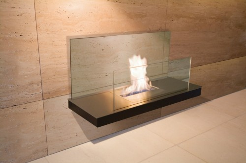 wall mounted eco smart fireplace designer - Ambience Eco Fires