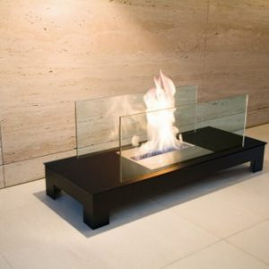Floor Flame Series