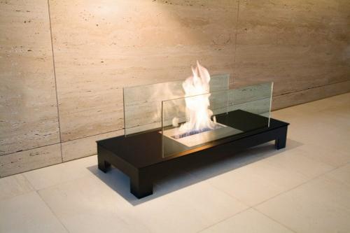 Floor Flame Series