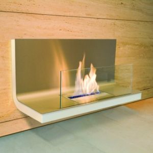 bioethanol fireplace inside designer - Ambience Eco Fires