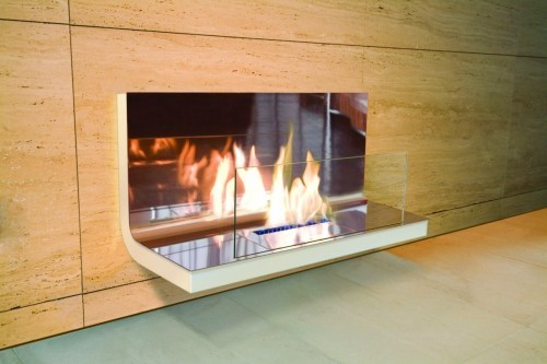 inside wall mounted fireplace designer eco smart fireplace designer - Ambience Eco Fires