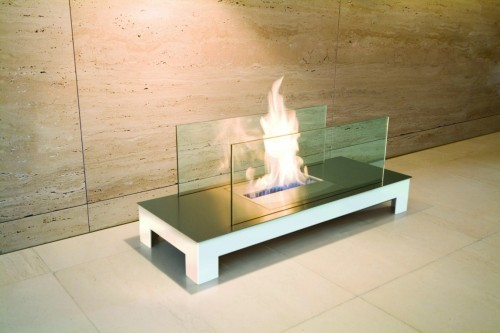 inside floor fireplace eco friendly - Ambience Eco Fires