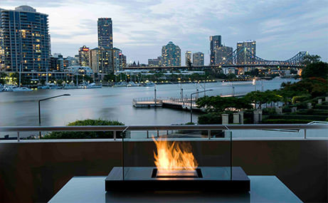 Uni Flame - Bioethanol Fires - Ambience Eco Fires