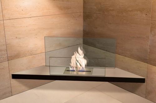 Corner Flame