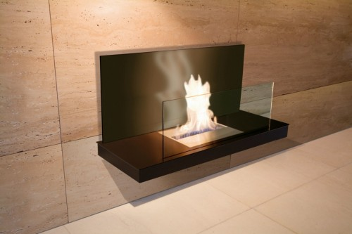 bioethanol indoor fireplace designer - Ambience Eco Fires